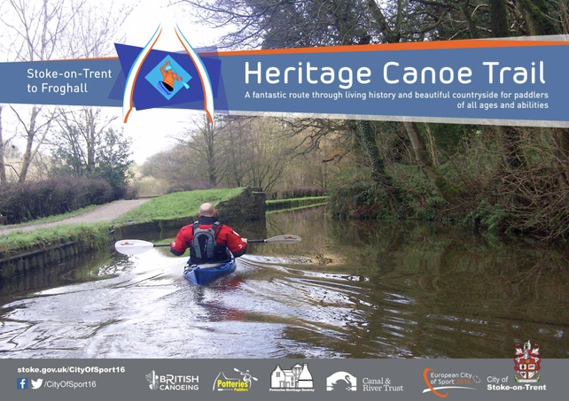 Heritage Canoe Trail Cover