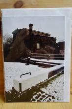 PHS Christmas Card: Twyford Lock front