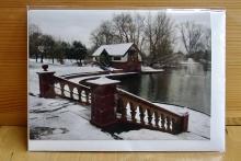 PHS Christmas Card: Hanley Park front