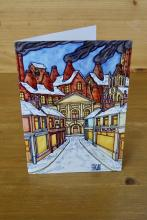 Heritage Christmas Card: Streets of My Home