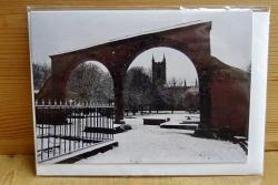 PHS Christmas Card: Lynam Arches front