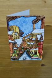 Heritage Christmas Card: Global Highway