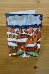 Heritage Christmas Card: Stoke Wharf